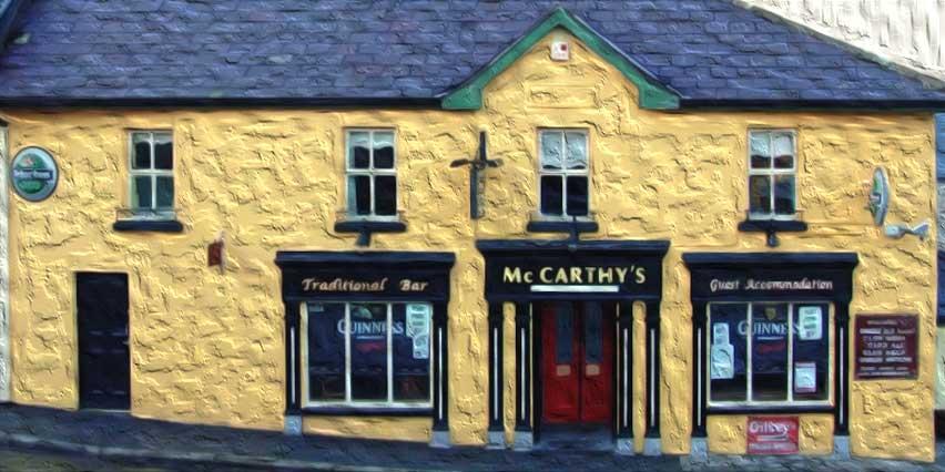 McCarthys Lodge and Bar